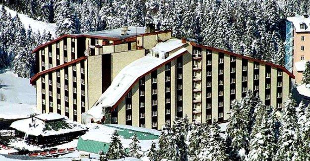 Grand Yazıcı Hotel Uludağ Bursa