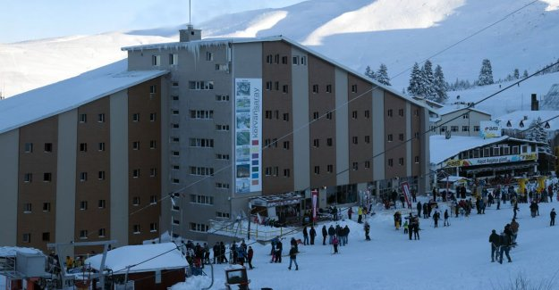 Kervansaray Uludağ Ski Center Bursa