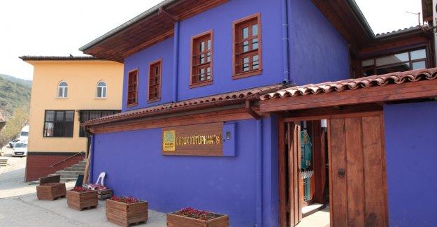 Nilüfer Çocuk Kütüphanesi Bursa