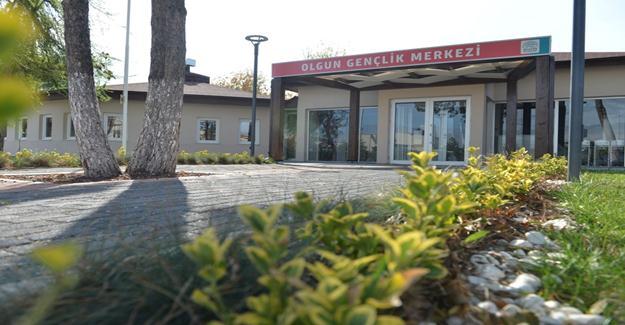 Olgun Gençlik Merkezi açılıyor