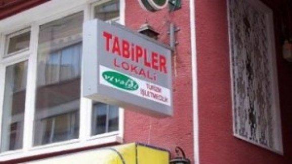 Tabipler Odası Lokali Bursa
