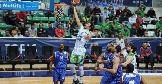 Tofaş'ın Konuğu Gaziantep Basketbol