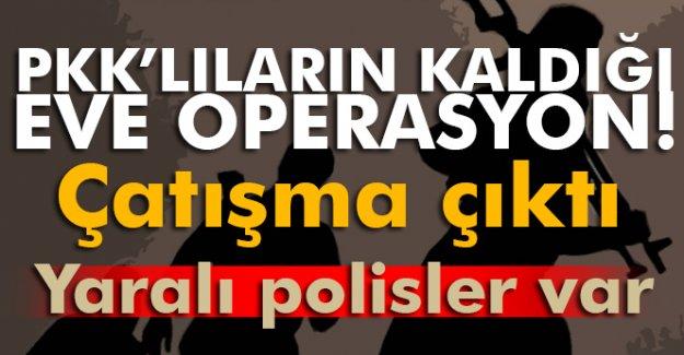 Van'da 1 PKK'lı öldürüldü, 3 polis yaralı
