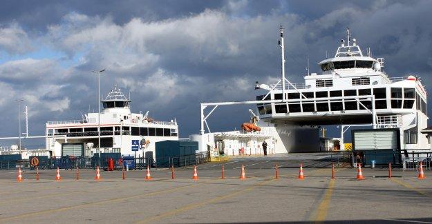 Yalova-İstanbul deniz ulaşımı kesildi