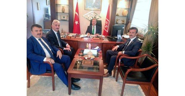 Yenişehir'e 1,2 milyarlık yatırım
