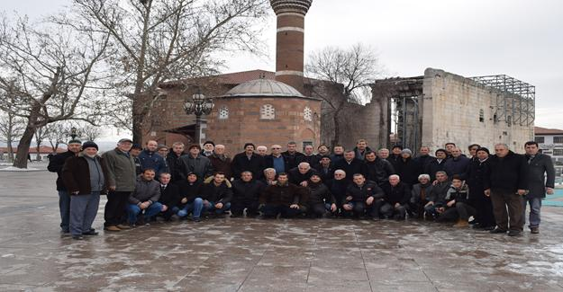 Bursa'dan Ankara'ya demokrasi gezisi