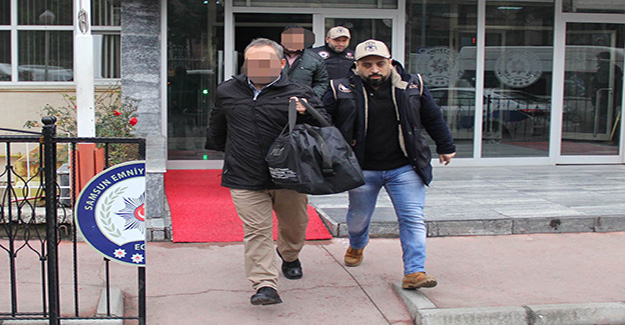 FETÖ'den 2 komiser yardımcısı tutuklandı
