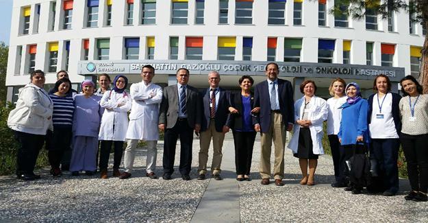 Uludağ Üniversitesi Sabahattin Gazioğlu Onkoloji Hastanesi
