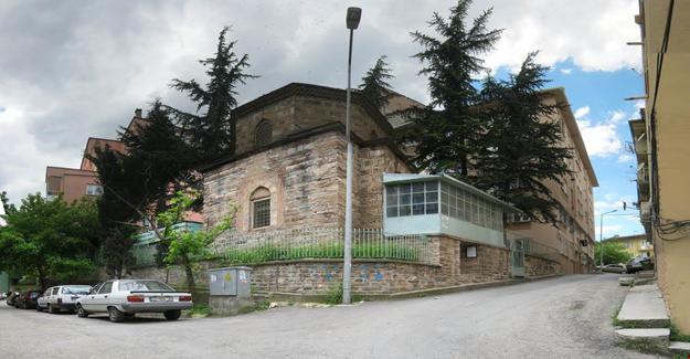 Bursa Abdullatif Kudsi Türbesi