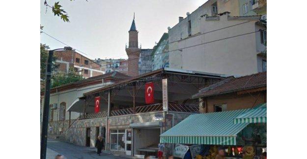 Bursa Davutkadı Eski Camii