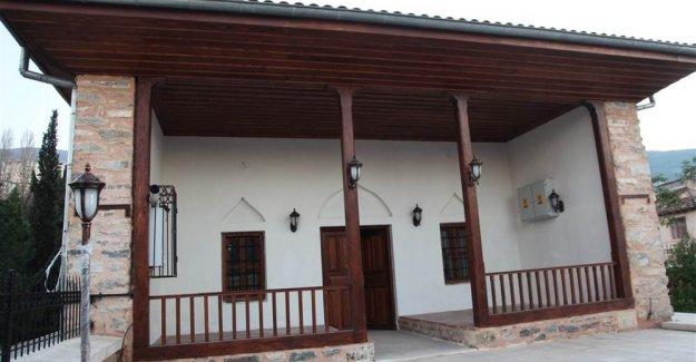 Bursa Feyzullah Paşa Mescidi