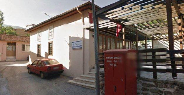 Bursa Hacı Sevindik Camii