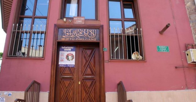 Bursa Müftüönü (İshakşah) Camii