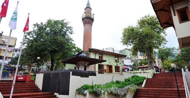 Bursa Setbaşı Camii