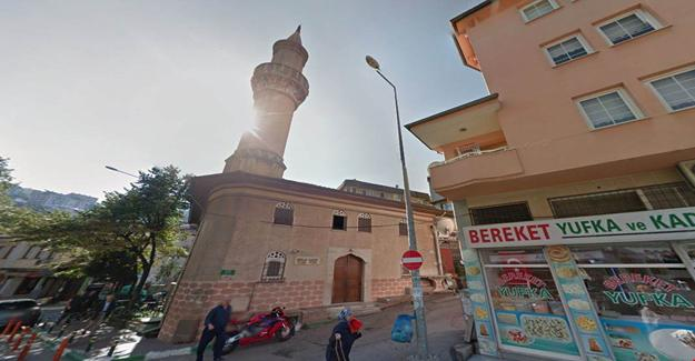 Bursa Şıble Camii