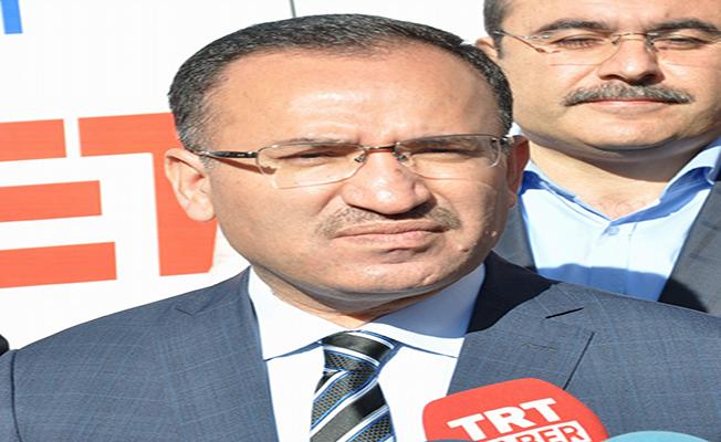 """Bakan Bozdağ, """"FETÖ'nün iade edilmemesi Türkiye-ABD ilişkilerine zarar verir"""""""