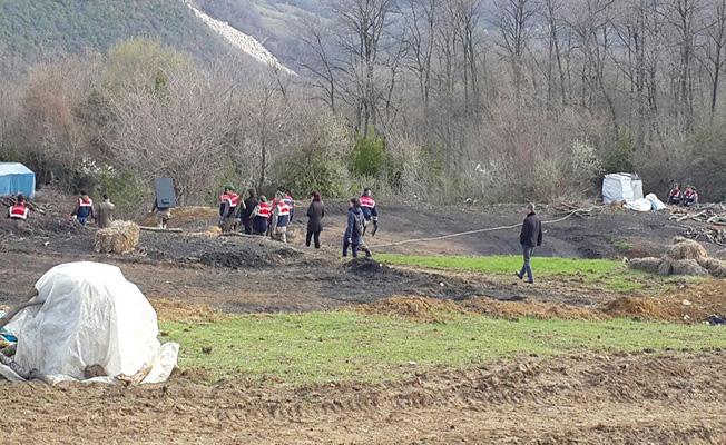 Bursa'da 'Drone'lu Terör Operasyonu