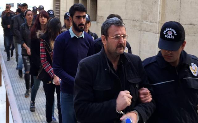 Bursa'daki terör örgütü operasyonu