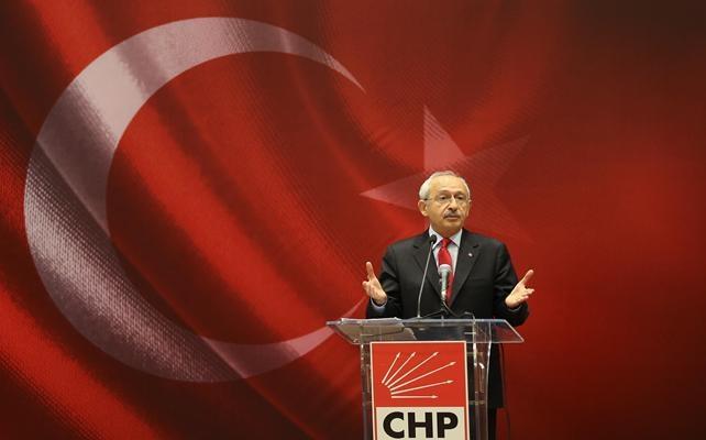 Cumhuriyet Halk Partisi Genel Başkanı Kemal Kılıçdaroğlu