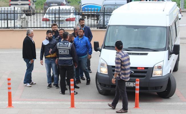 Edirne'de insan kaçakçılığı iddiası