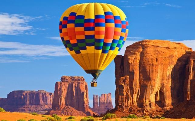 Kapadokya'daki balon kazası