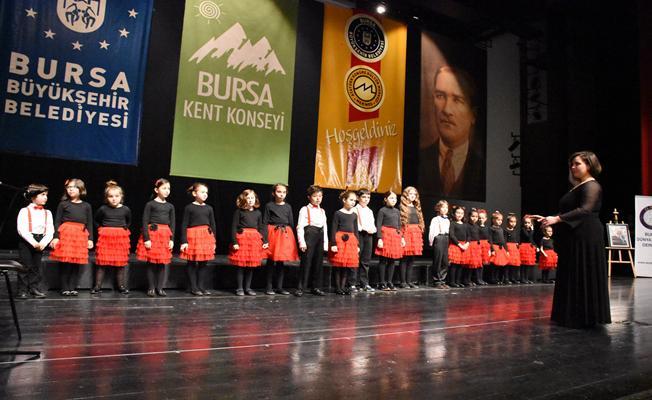 Bursa Kent Konseyi`nden Bahar Konseri