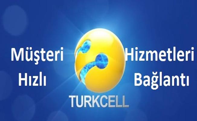 Turkcell Müşteri Hizmetlerine Direk Bağlanma 2017