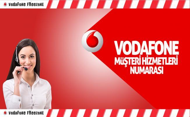 Vodafone Müşteri Hizmetlerine Direk Bağlanma 2017