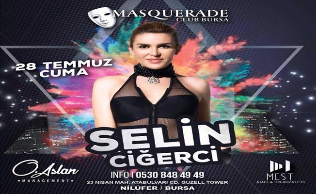 Masquerade Club Bursa Selin Ciğerci Konseri