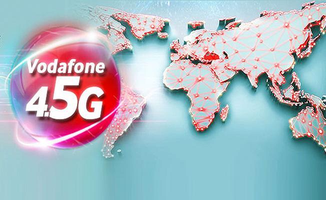 Vodafone, Sakarya'daki 4.5G altyapısını yeniledi
