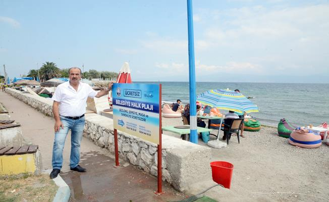 Plajlar Halkındır Ücret Ödemeyin