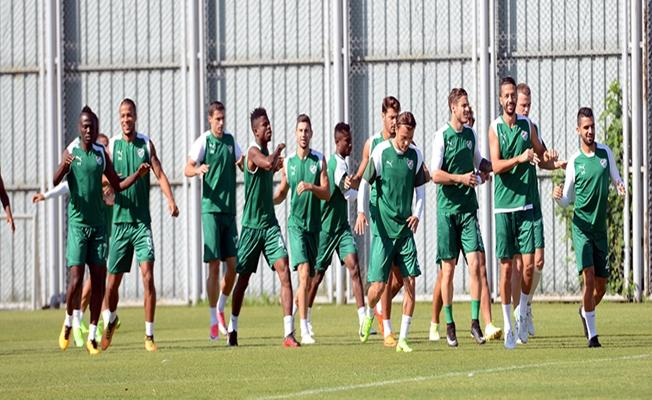 Bursaspor Özlüce Günlüğü: 22 Eylül 2017