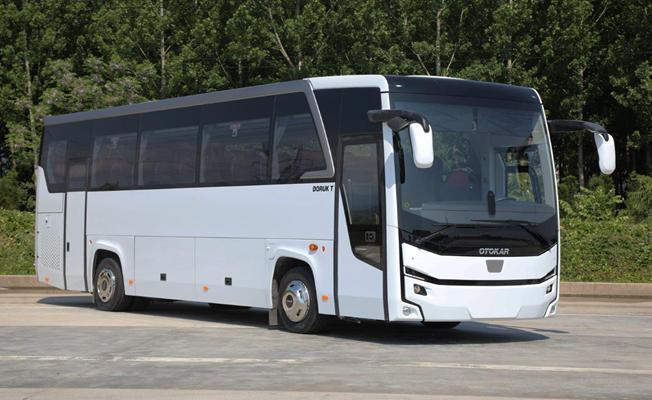 Otokar'ın yeni otobüsü ULYSO Avrupa'da tanıtıldı
