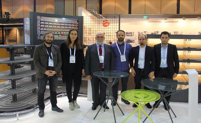 Design Turkey'den Üçge Saturn Raf Sistemlerine ''İyi Tasarım Ödülü''