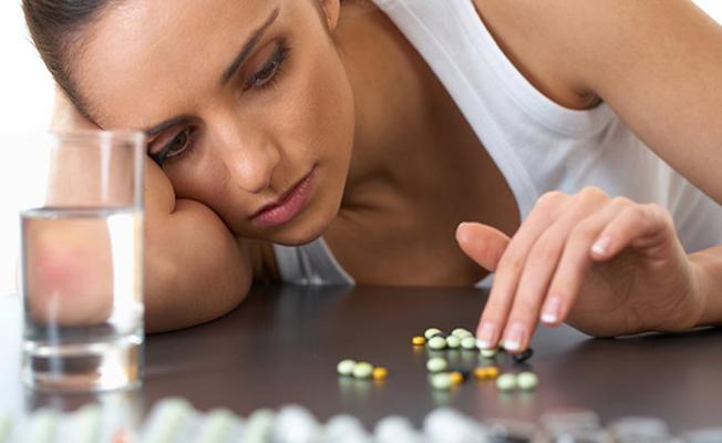 Türkiye'de 9 Ayda Tüketilen Antidepresan Dudak Uçuklattı