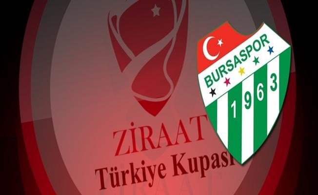 ZTK 5. Eleme Turu'nda Bursaspor'un Rakibi Adanaspor