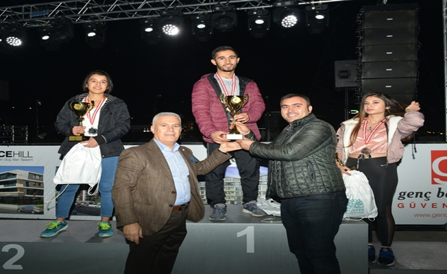 Ünisporfest'te Ödüller Sahiplerini Buldu