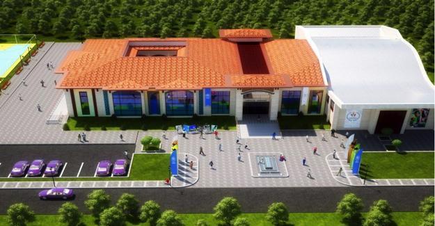 Bursa'ya Yeni Gençlik Merkezi