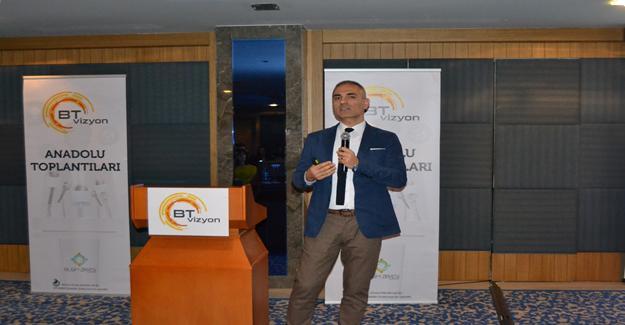 Logo Yazılım, Bursa'daki bilişim  profesyonelleriyle buluştu