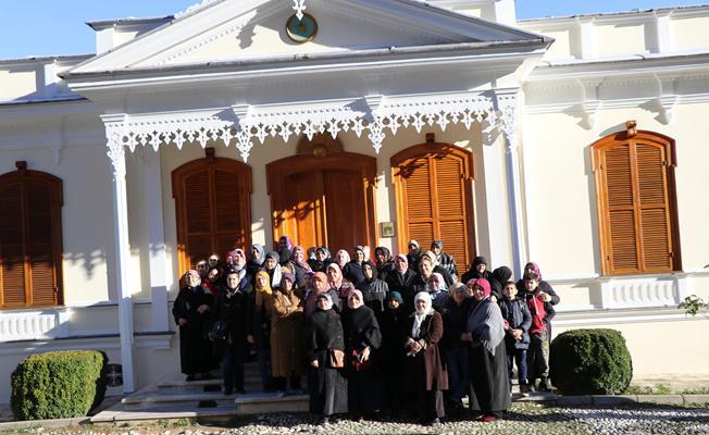 Hanımlar Lokali Üyelerinden Bursa'da şehir turu