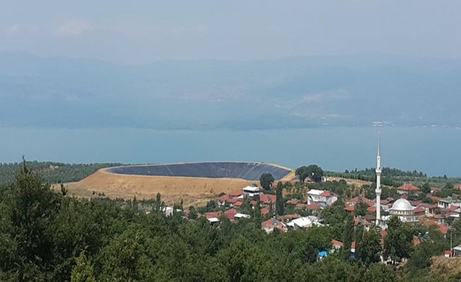 Bursa'ya 3 Milyon Liralık Gölet