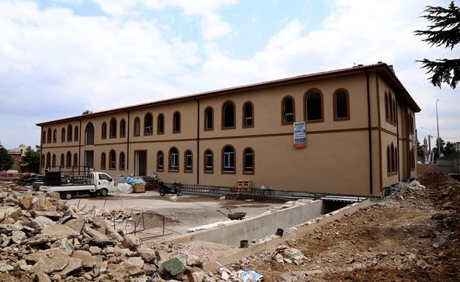 Demirtaşpaşa İlköğretim Okulu Kapılarını Açmaya Hazırlanıyor