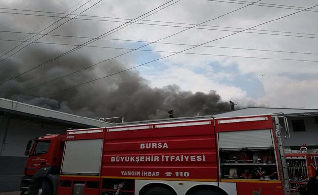 Bursa Büyükşehir İtfaiye'sinden Bayramda Ummaalı Çalışma