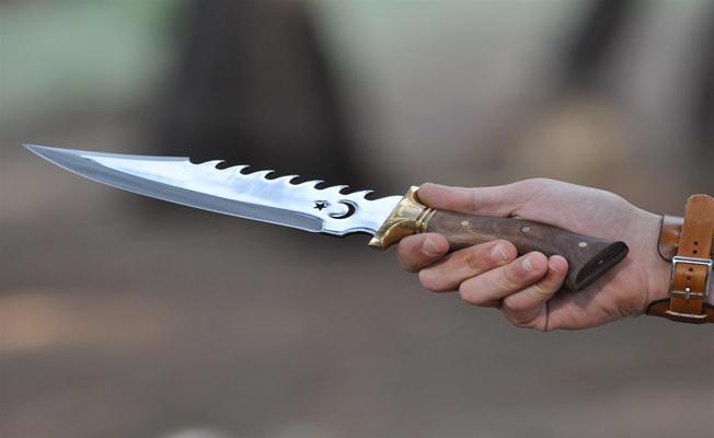 Bursa'da O Görevlilere Rambo Bıçaklı Saldırı