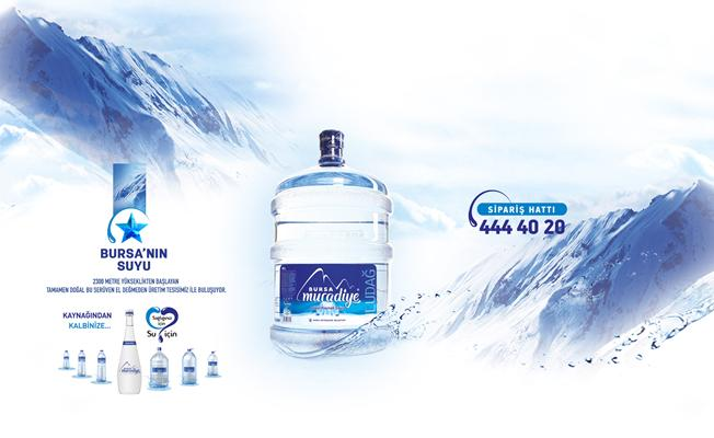 Bursa Muradiye Su Fabrikası Satılıyor!