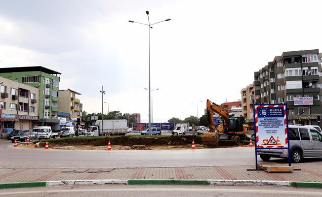 Bursa'nın Doğusunda'da Ulaşım Rahatlayacak