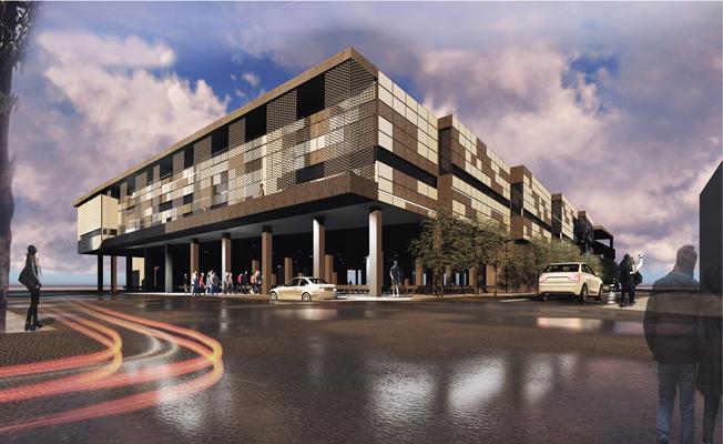 Bursa'ya Yeni ve Modern Pazar Alanları