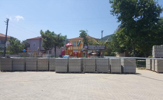 Büyükşehir Belediyesi Köyleri Parke Taşıyla Buluşturuyor