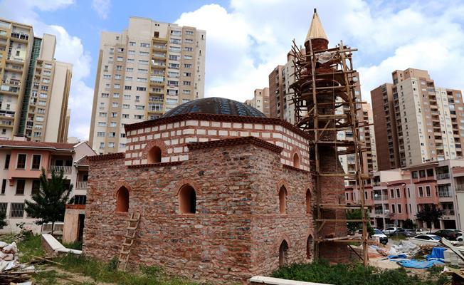 Kefensüzen Camii Yeniden Doğuyor