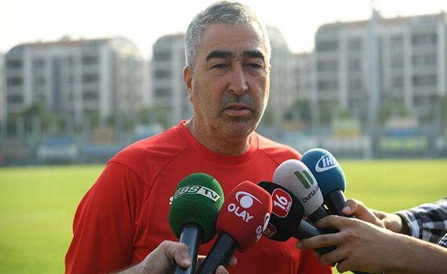 Samet Aybaba; Beşiktaş Maçı Zor Olacak Dedi